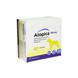 Atopica 100Mg Caja De 60 Caps