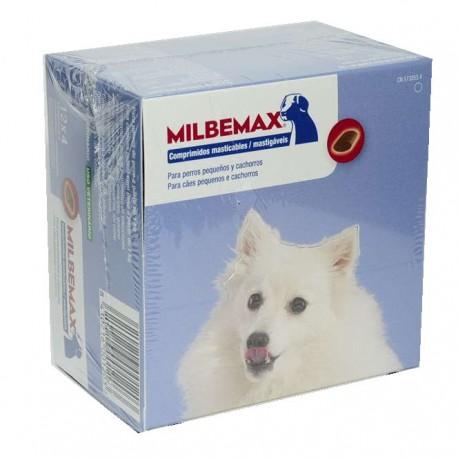 Milbemax 25/2,5 Mg Perro Peq 48 Comp Masticable