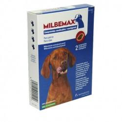 Milbemax 12,5Mg Perro Gde 2 Comp Masticable