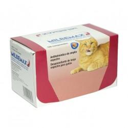 Milbemax 16 Mg Gato Gde Sabor 100 Comp