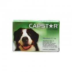 Capstar 57 Caja De 6 Comp