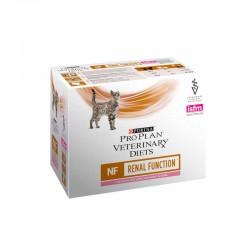 Pro Plan Renal Function Cat Pouch Salmon (10X85Gr)