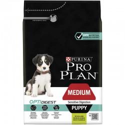 Pro Plan Digest Medium Puppy Cordero 3kg