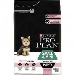 Pro Plan Derma Small Puppy Salmon 3kg
