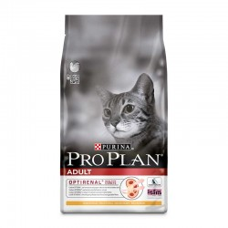 Pro Plan Adult Gato Pollo&Arroz Optirenal 3kg