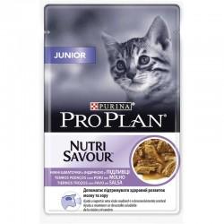 Pro Plan Junior Cat GiG Pavo 24X85Gr