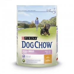 Dog Chow Small Puppy Pollo 2,5kg