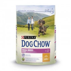 Dog Chow Small Adult Pollo 2,5kg