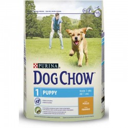 Dog Chow Puppy Pollo 2,5Kg