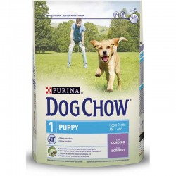 Dog Chow Puppy Cordero 14Kg