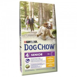 Dog Chow Senior Pollo 14Kg