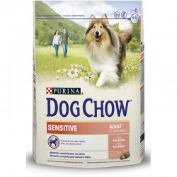 Dog Chow Sensitive Salmon&Arroz 2,5Kg