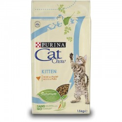 Cat Chow Kitten Pollo 1,5kg