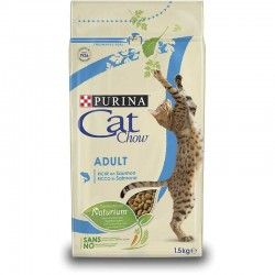 Cat Chow Adult Salmon&Atun 1,5kg