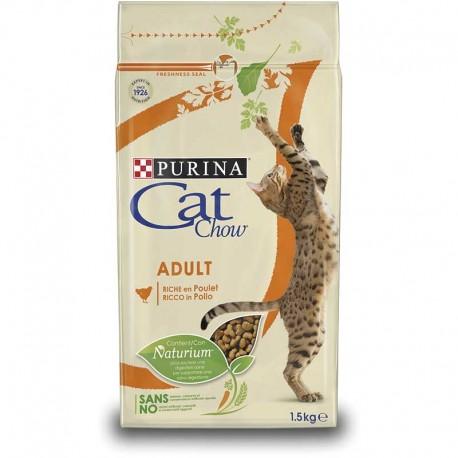 Cat Chow Adult Pollo 1,5Kg