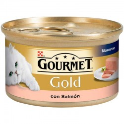 Gourmet Gold Mousse Salmon 24X85Gr