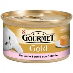Gourmet Gold Souffle Salmon 24x85g