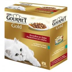 Gourmet Gold Bocadi Salsa SmyPll Mpack 8x85g