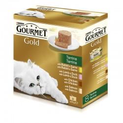 Gourmet Gold Tarrina Surtido Mpack 8x85g