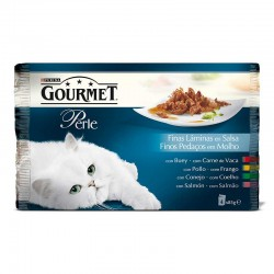 Gourmet Perle Mpack.Fins Lamins Salsa 12X4X85Gr