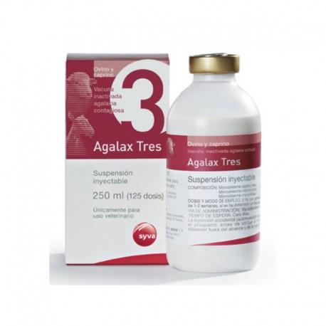 Agalax Tres 250 Ml (125 Dosis)