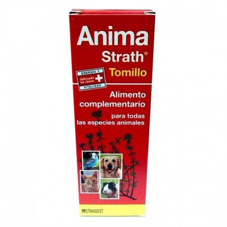 Anima Strath Tomillo 100Ml