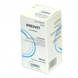 Anesvet 20/0,02Mg 100Ml
