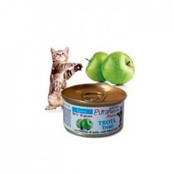 Pura Natura Gato Kitten Trucha Lata 85 Gr