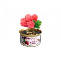 Pura Natura Gato Esterilizado Salmon Lata 85 Gr