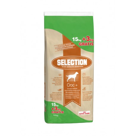Selection Hq Croc + Plus 15+3Kg