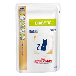 Vd Diabetic Cat Pouch 100Gr X 12Ud