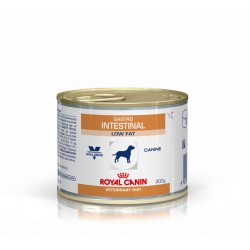 Vd Gastrointestinal Low Fat Dog 200Gr X 12Ud