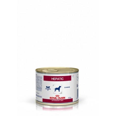 Vd Hepatic Dog Lata 200Gr X 12Ud