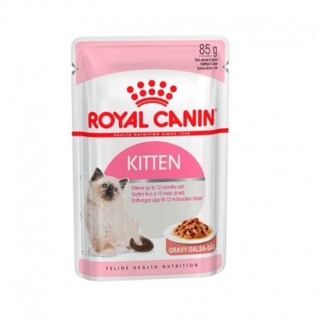 Fhn Kitten Instinctive Gravy Pouch 85Gr X 12Ud
