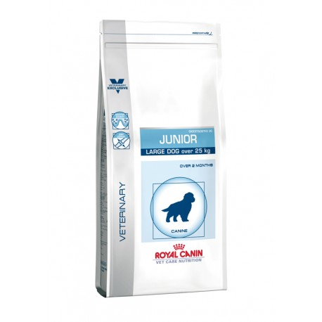 Vcn Junior Large Dog 4Kg
