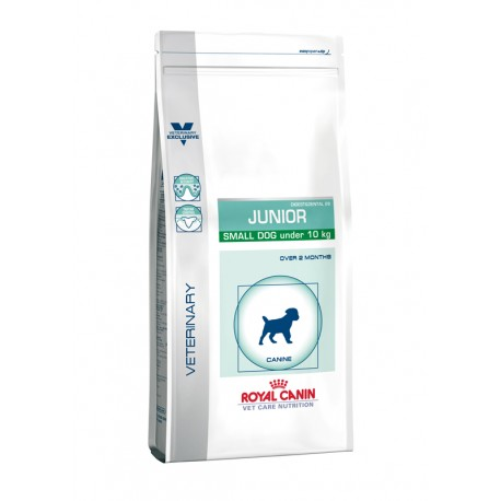 Vcn Junior Small Dog 2Kg