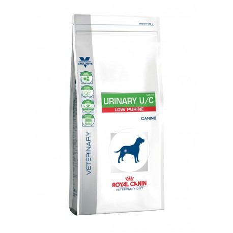 Vd Urinary U/C Dog Low Purine 14Kg