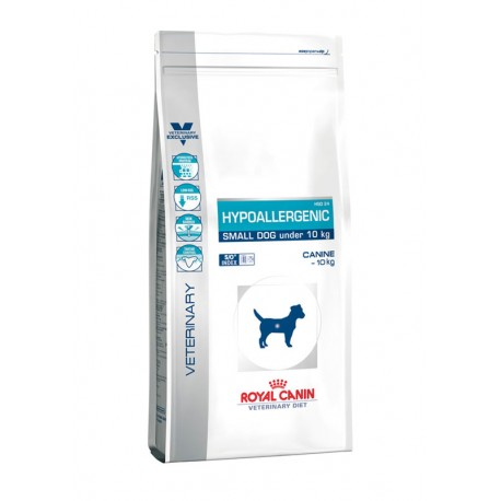 Vd Hypoallergenic Small Dog 3,5Kg
