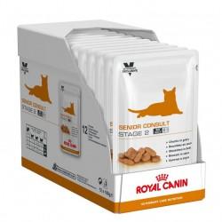 Vcn Senior Cat Stage 2 Pouch 100Gr X 12Ud