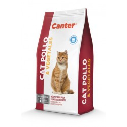 Canter Gatos Pollo P.H.Z. 4 Kg