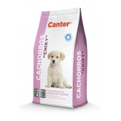 Canter Chiky Cachorro 20 Kg