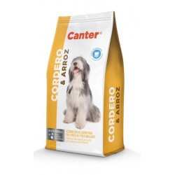 Canter Cordero Y Arroz Perro 20Kg