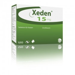 Xeden 15Mg 120 Comp