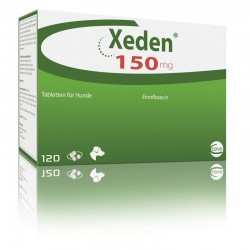Xeden 150Mg 120 Comp