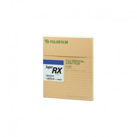 Pelicula Radiologica Super RX Fuji 24X30Cm 100Ud