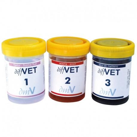 Diffvet Kit De Tincion 3X100Ml BVT