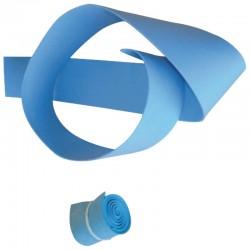 Torniquete Compresor Plano Latex Azul