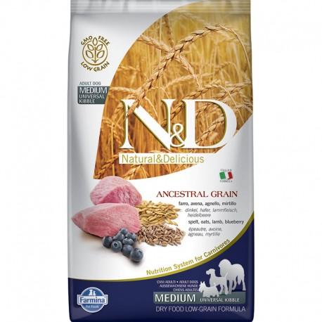 Farmina Adult Cordero Cereales Perro 2,5Kg