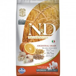 Farmina Adult Pescado Cereales Perro 2,5Kg