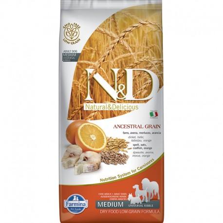 Farmina Adult Pescado Cereales Perro 12Kg